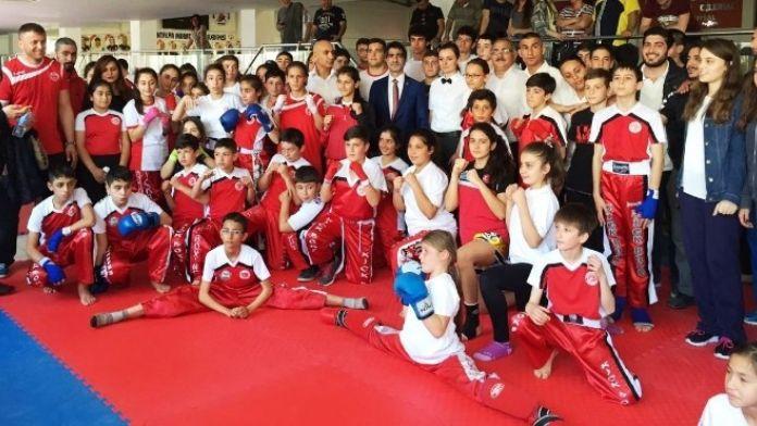 Kickboks Open Cup Antalya'da Başlıyor