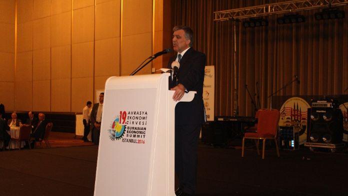 Abdullah Gül Türk-Rus ilişkileri hakkında konuştu