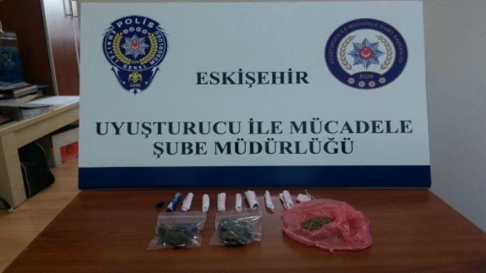 Eskişehir'de Önleme Aramaları