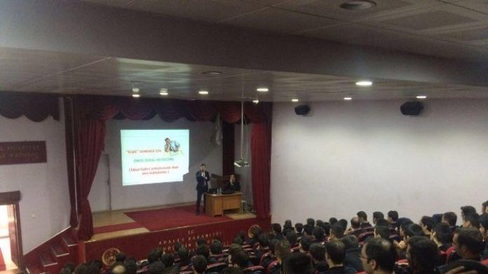 Erzurum'da 'Evlilik Öncesi Eğitim Programı' Düzenlendi