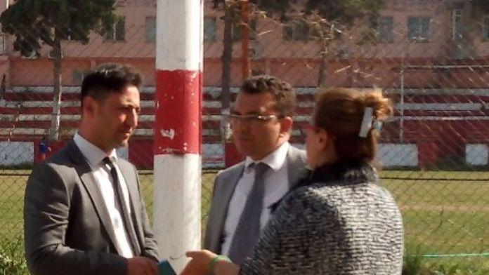 Ahmetli'ye Yatırım Ziyareti