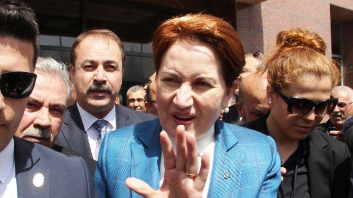 Akşener'e Kılıçdaroğlu'nun o hakaretleri soruldu