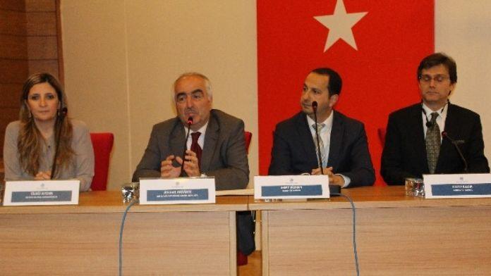 Konya'da 'Finansman Yöntemleri' Konulu Seminer