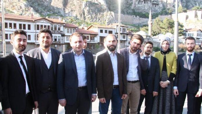 Ak Parti Gençlik Kolları Genel Başkanı Ecertaş'tan Kılıçdaroğlu'na tepki