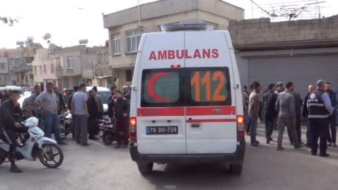 Kilis Valiliği: 2 roket düştü, 1 Suriyeli yaralandı