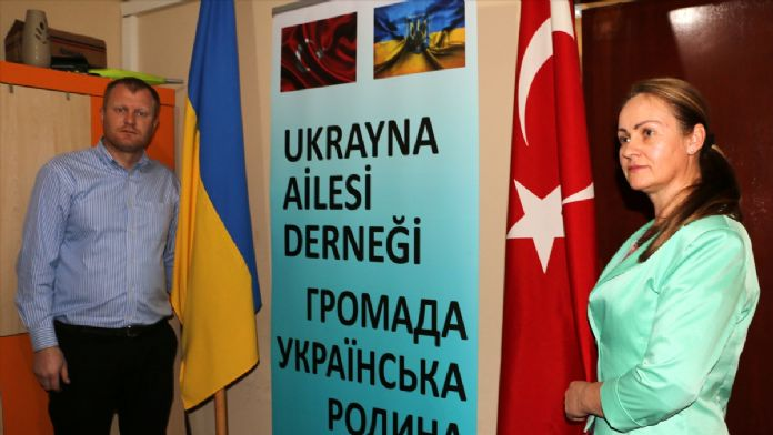 Ukraynalılardan 'Türkiye'ye gelin' çağrısı