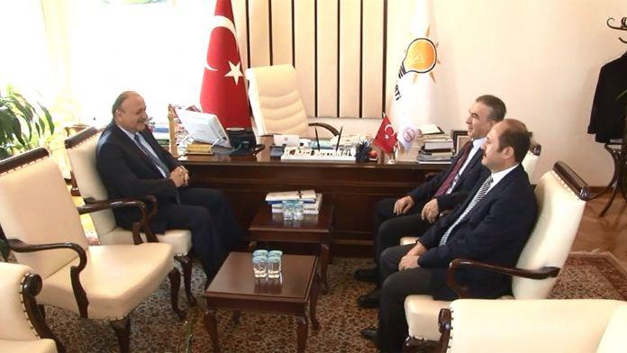 MHP 'dokunulmazlık' önerisini AK Parti'ye sundu