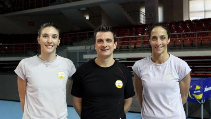 VakıfBank Başantrenörü Guidetti: 'Fenerbahçe Grundig ile eşit güçteyiz'