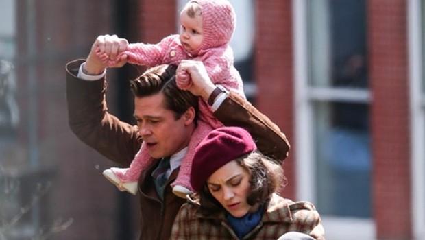 Brad Pitt ve Marion Cotillard'lı Filmden