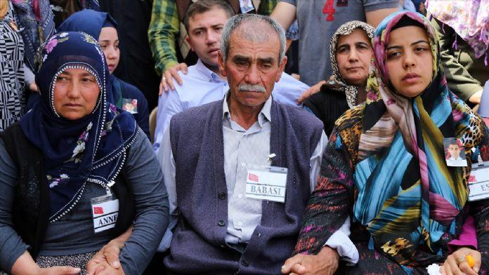Tunceli'de zırhlı aracın devrilmesi