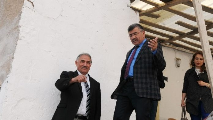 Yaşlı Çifte Niğde Belediyesi Sahip Çıktı