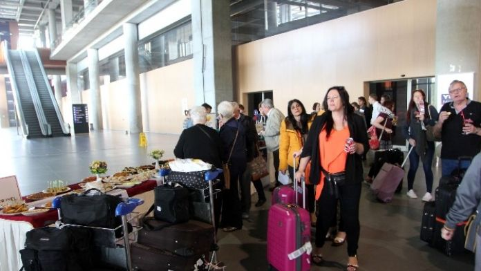Havalimanları Hareketlendi