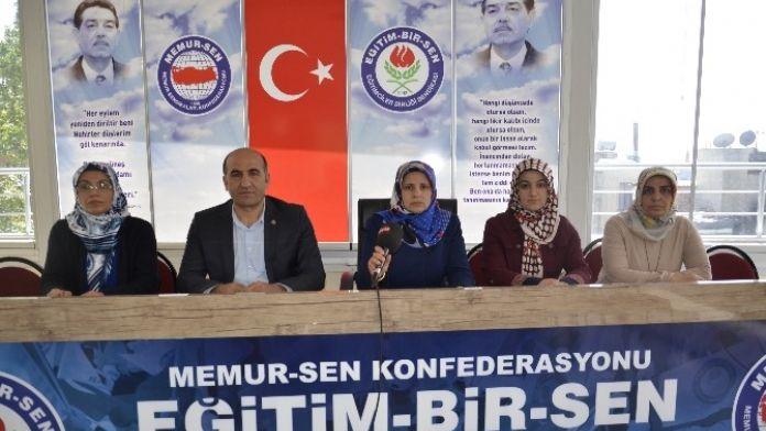 Memur-sen'den CHP Lideri Kemal Kılıçdaroğlu'na Tepki