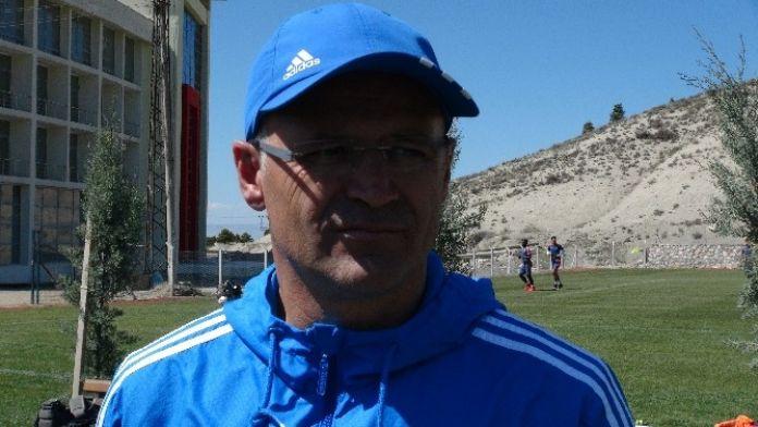 Alima Yeni Malatyaspor Teknik Direktörü Buz'dan İtiraf