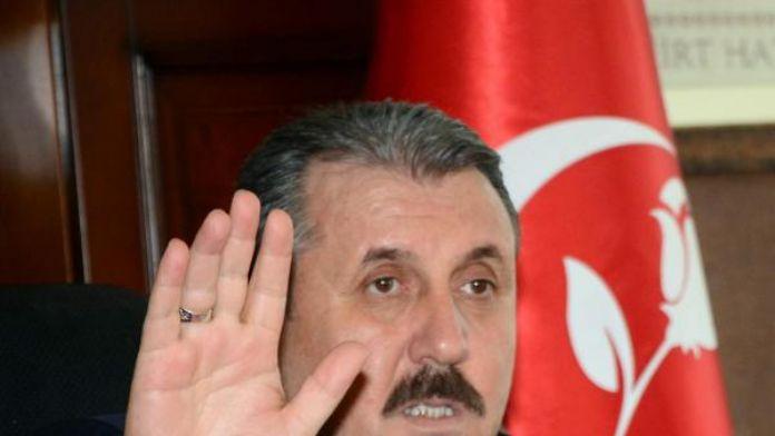 Destici,'Türkiye güvensiz bir ülke olarak görülüyor'