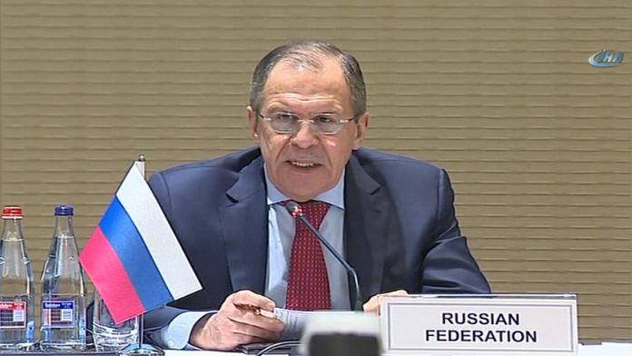 Lavrov: Rusya her inisiyatifi kullanacak