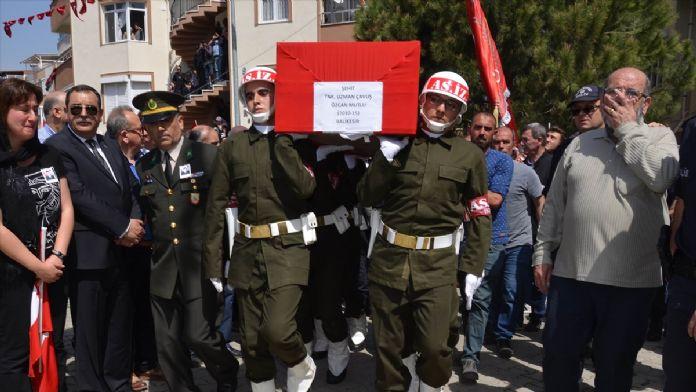 Şırnak'taki tank kazası