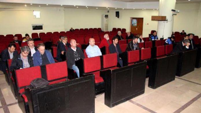 Zonguldak'ta huzur toplantısına katılım az oldu