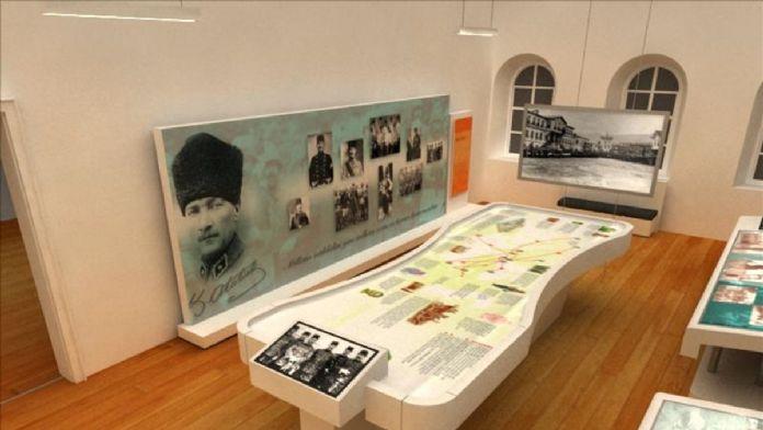 Atatürk Kongre ve Etnografya Müzesi'nin restorasyonu