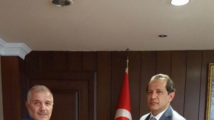 Memur-sen Bursa İl Temsilciliği'nden Emniyet Müdürü Selami Yıldız'a Anlamlı Ziyaret
