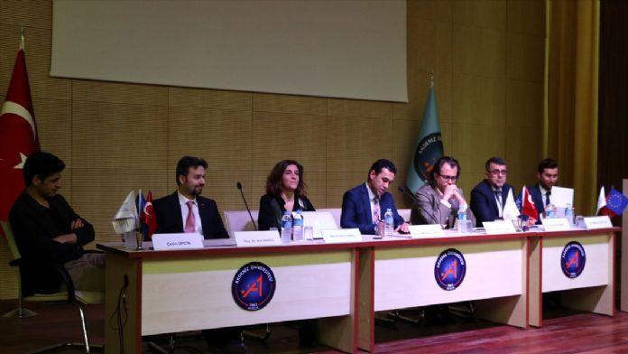 Antalya'da 'Denetimli Serbestlik Düzenlemeleri ve Uygulamaları' pane