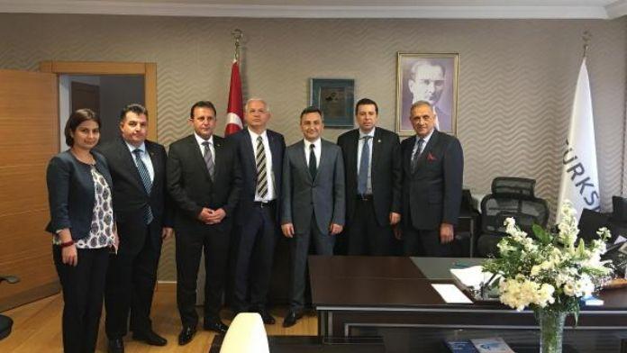 Türksat'a Şen genel müdür