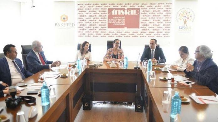 Global Melek Yatırımcı Akademisi Antalya'da