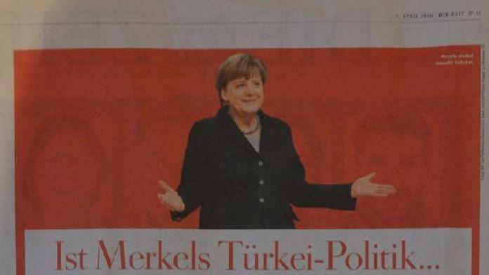 Merkel'in Türkiye politikası değerlendirildi
