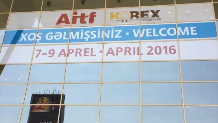 Azerbaycan Turizm Fuarı Başladı