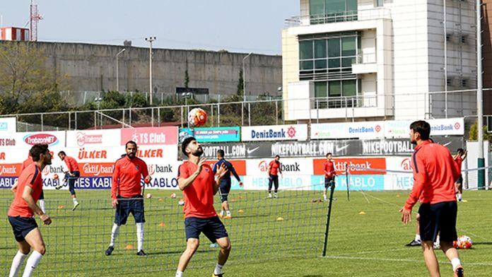 Trabzonspor'un keyfi yerinde