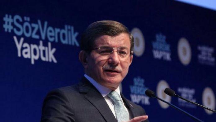 Ek fotoğraflar / Davutoğlu: Hakareti siyaset üslubu zannedenleri şiddetle lanetliyorum (1)