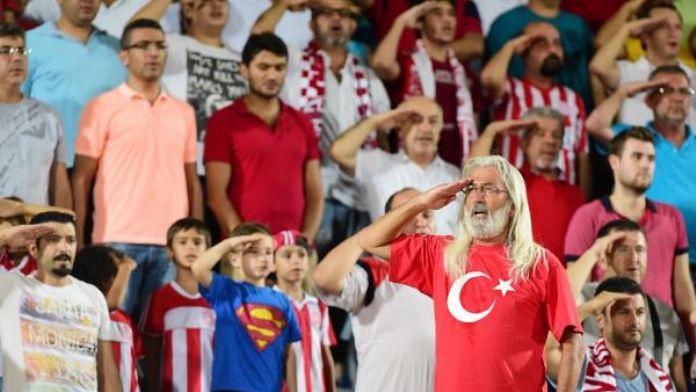 Antalyaspor amigosuna 1 Nisan şakası