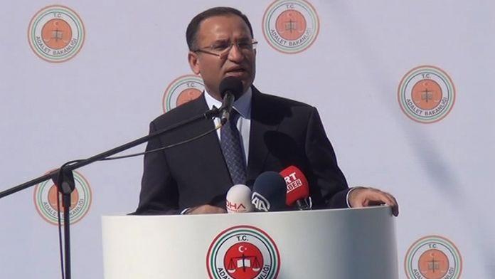Bozdağ: Artık Kılıçdaroğlu adına ben utanıyorum
