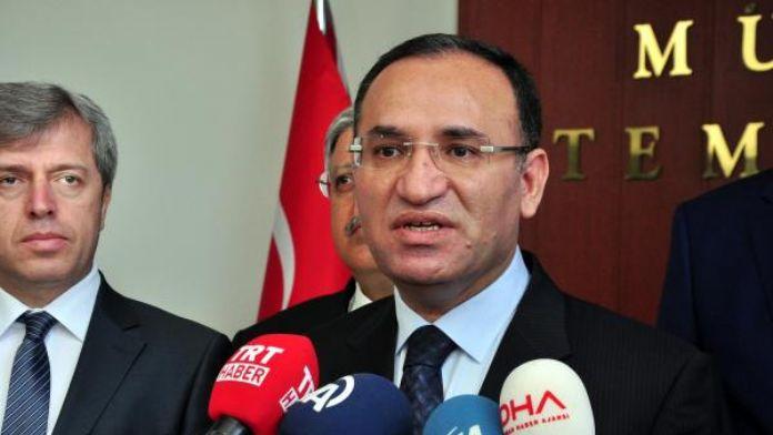 Adalet Bakanı Bozdağ, Tatvan Adalet Sarayı'nı açtı (2)