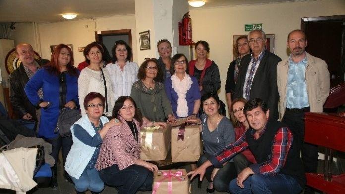Eskişehir'de 'Kütüphaneler Kuruyoruz' Kampanyası