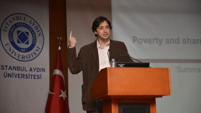 Ekonomıst Facunda Cuevas: 'Türkıye'dekı Yoksulluk Düzeyı Ortalamanın Üzerınde'