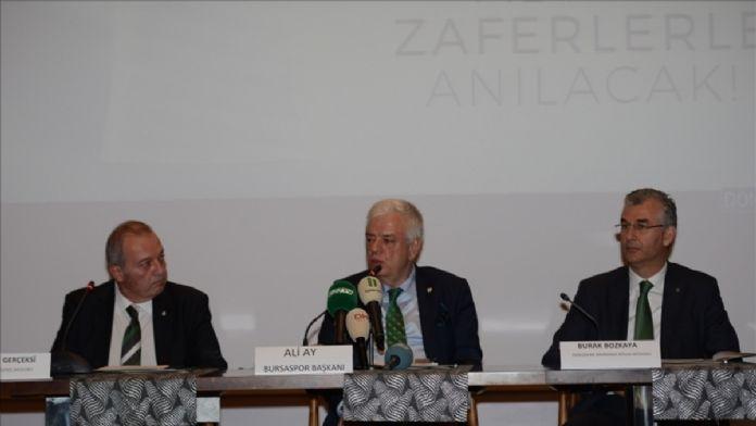 Bursaspor Hatıra Forması tanıtıldı