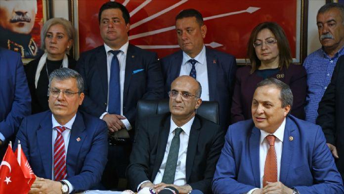 CHP Genel Başkan Yardımcıları Bingöl ve Torun, Adana'da