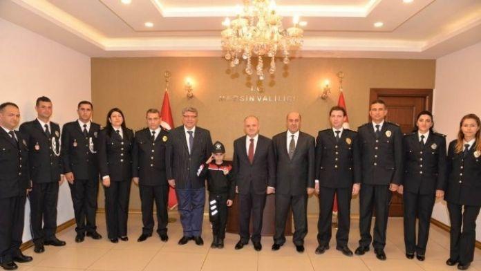 Çakacak: 'Polisimiz Suçlaya Demir Yumruk, Vatandaşa Kadife Gibidir'