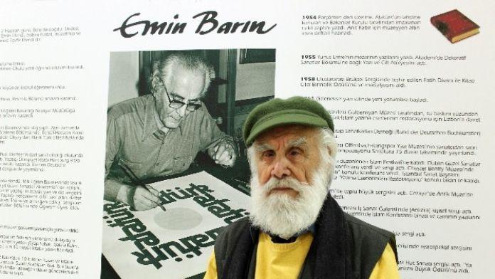 Grafik Sanatının Duayeni Prof. Emin Barın Ölümünün 29. Yılında Anıldı