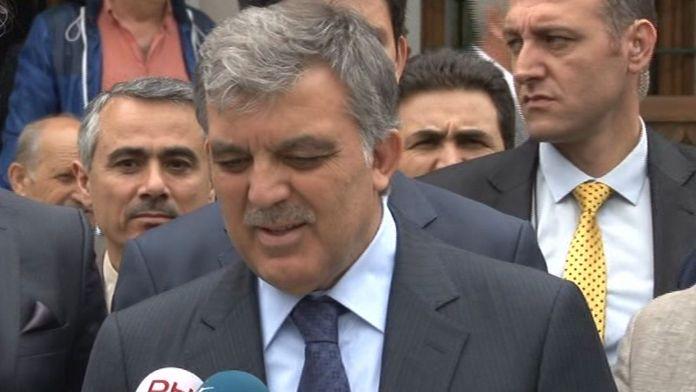 Gül'den 'Nusaybin' açıklaması