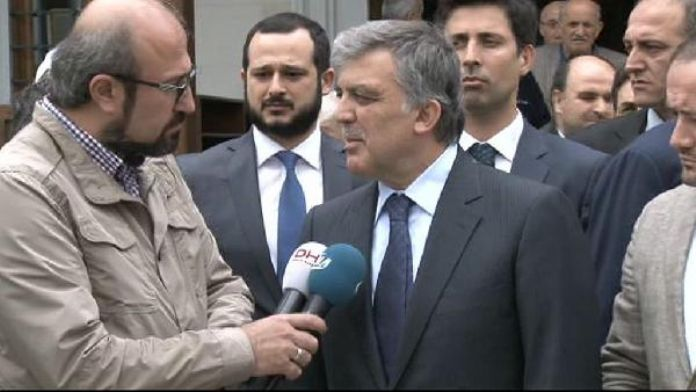 Abdullah Gül: 'Bütün milletimize başsağlığı diliyorum'