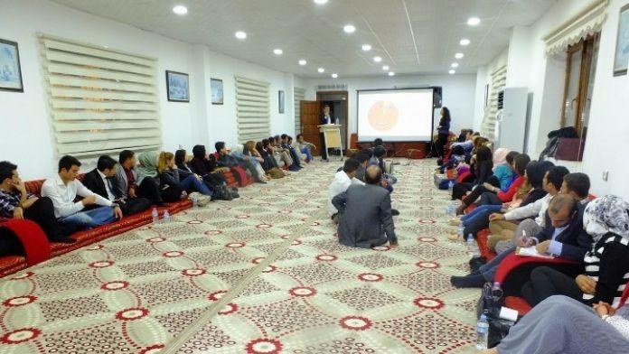 Harran'da Eğitimde Nehar Uygulaması Başladı