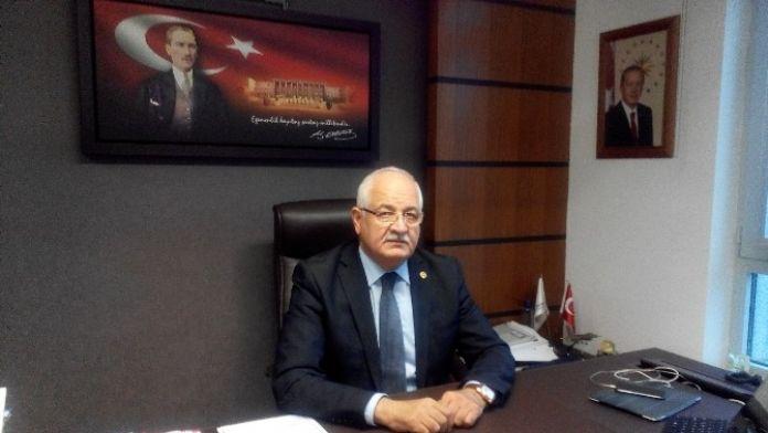 Milletvekili Erdoğan'dan Polis Haftası Kutlaması