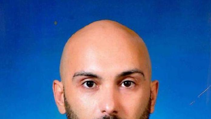 Almanya polisi Türk Katilin Kapeşinde