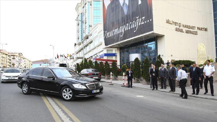 MHP Genel Başkanı Bahçeli: '(Mahkemenin olağanüstü kurultay ta