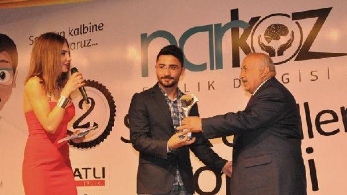 Gaziantep'te DHA'ya ödül