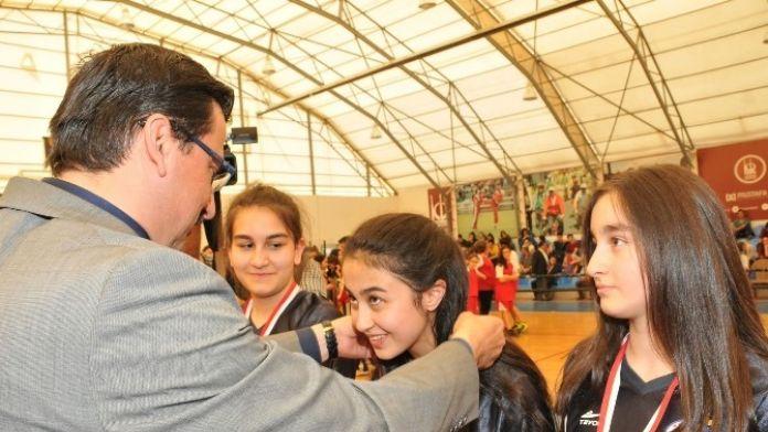 Okullar Liginde Basketbol Şampiyonları Belli Oldu
