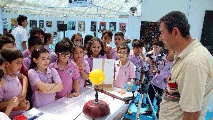 Antalya 2. Bilim Festivali Başlıyor