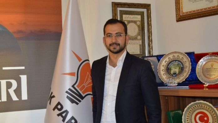 AK Parti İl Başkanı Tanrıver, Polis Teşkilatının 171. Kuruluş Yılını Kutladı